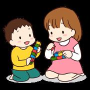 สติ๊กเกอร์ไลน์ poko's family stamp