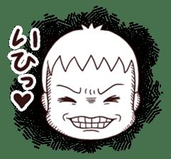 poko's family stamp sticker #251571