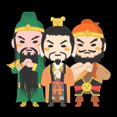 The Romance of Three Kingdoms -Shu-
