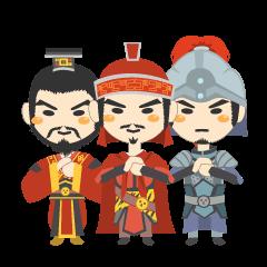 The Romance of Three Kingdoms  -Go-