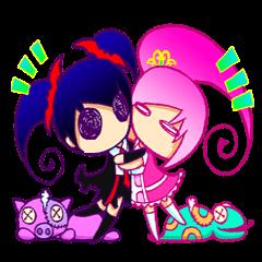 Landa and Linda
