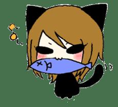 YUKANECO sticker #254642