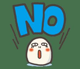 DAIFUKU~Japanese sweets are talking!~ sticker #255041