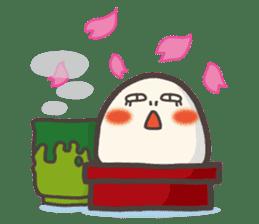 DAIFUKU~Japanese sweets are talking!~ sticker #255053