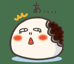 DAIFUKU~Japanese sweets are talking!~ sticker #255069