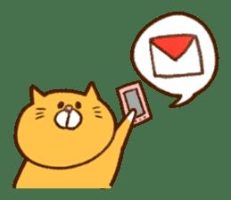 Cat san sticker #255833