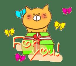 Cat san sticker #255843