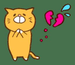 Cat san sticker #255846