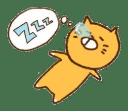 Cat san sticker #255849