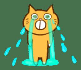 Cat san sticker #255853
