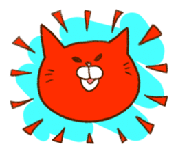 Cat san sticker #255857