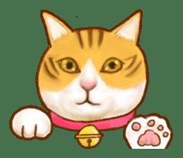 Cat san sticker #255863