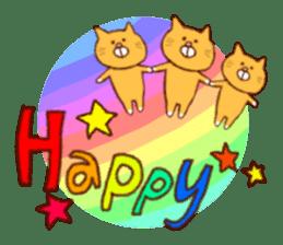 Cat san sticker #255868