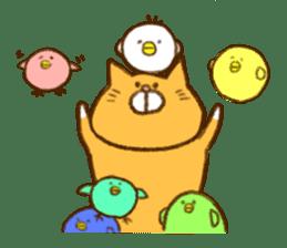 Cat san sticker #255872
