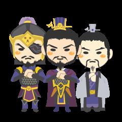 The Romance of Three Kingdoms -Wei-