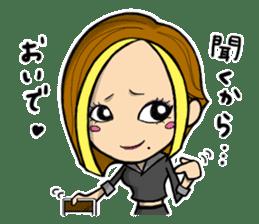KYOKO/yankee sticker #256644
