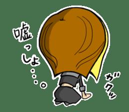 KYOKO/yankee sticker #256655