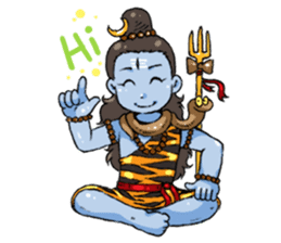 Little Kailash : Family sticker #258385