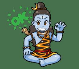 Little Kailash : Family sticker #258387