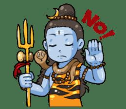 Little Kailash : Family sticker #258390