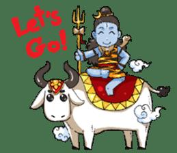 Little Kailash : Family sticker #258392