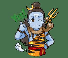 Little Kailash : Family sticker #258394