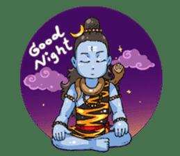 Little Kailash : Family sticker #258395
