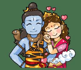 Little Kailash : Family sticker #258397