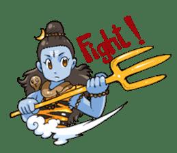 Little Kailash : Family sticker #258398