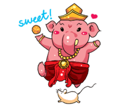 Little Kailash : Family sticker #258403