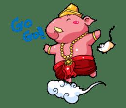 Little Kailash : Family sticker #258405
