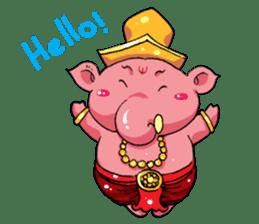 Little Kailash : Family sticker #258407