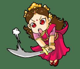 Little Kailash : Family sticker #258410