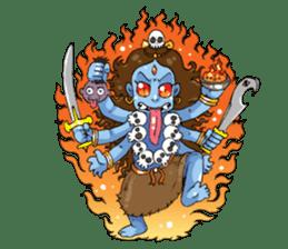 Little Kailash : Family sticker #258412