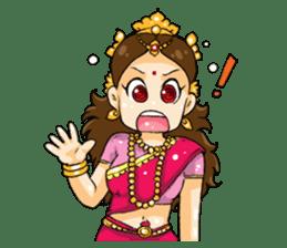 Little Kailash : Family sticker #258419