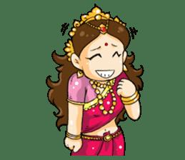 Little Kailash : Family sticker #258420