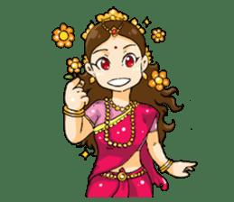 Little Kailash : Family sticker #258424