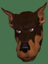 BILLY the dog sticker #258958
