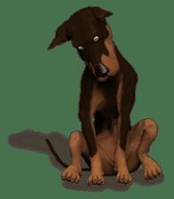 BILLY the dog sticker #258971