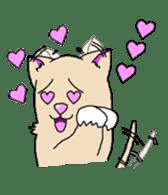 Emuta and Eiko's Happy Life! sticker #259546