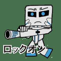 Hakoyama BOX sticker #259829