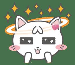 Angel Cat sticker #259954