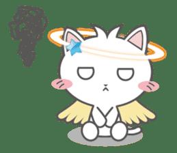 Angel Cat sticker #259965
