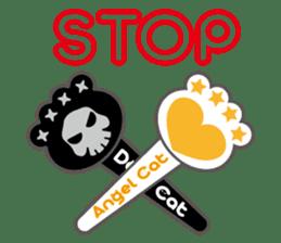 Angel Cat sticker #259973