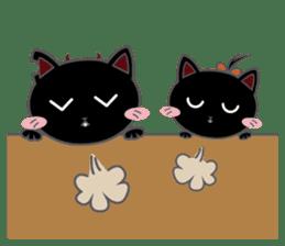 Angel Cat sticker #259982