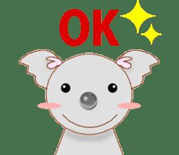 koalasan sticker #260336