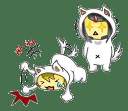 Yuki & Moji sticker #260468