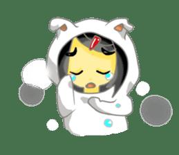 Yuki & Moji sticker #260469