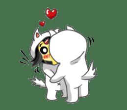 Yuki & Moji sticker #260472