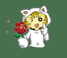 Yuki & Moji sticker #260475